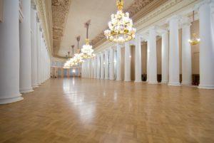 Екатерининский зал Таврического дворца